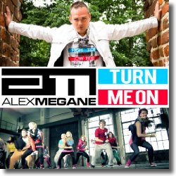 Cover: Alex Megane - Turn Me On