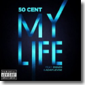 Cover: 50 Cent feat. Eminem & Adam Levine - My Life