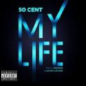 Cover:  50 Cent feat. Eminem & Adam Levine - My Life