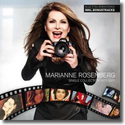 Cover: Marianne Rosenberg - Die Single Collection – 1970-2011
