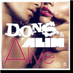 Cover: D.O.N.S. & Alim - Alive