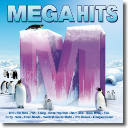 Cover: MegaHits 2013 - Die Erste - Various Artists