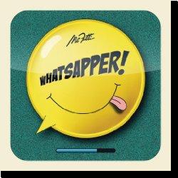 Cover: MC Fitti - Whatsapper