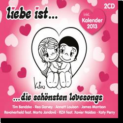 Cover: Liebe Ist...die schönsten Lovesongs - Various Artists