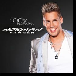 Cover: Norman Langen - 100% Norman