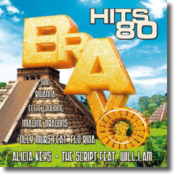 Cover: BRAVO Hits 80 - Various Artists