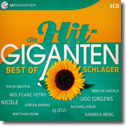 Cover: Die Hit Giganten - Best Of Schlager - Various Artists
