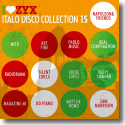 Cover:  ZYX Italo Disco Collection 15 - Various Artists
