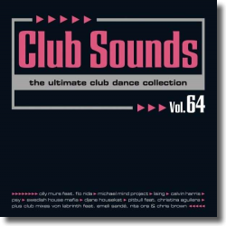 Cover: Club Sounds Vol. 64 - Various Artists