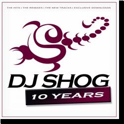 Cover: DJ Shog - 10 Years