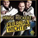 Cover:  Feiern ist wichtig - House Rockerz