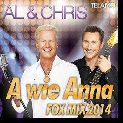 Cover: Al & Chris - A wie Anna - FOX MIX 2014