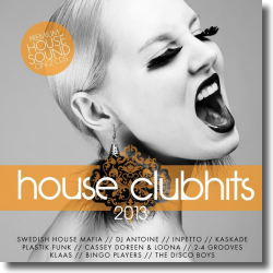 Cover: House Clubhits 2013.1 - Various Artists