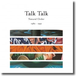 Cover: Talk Talk - Natural Order 1982 - 1991