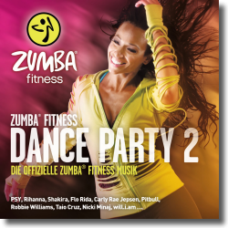 Cover: Zumba Fitness – Dance Party 2 - Various Artists