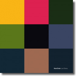 Cover: New Order - The Lost Sirens