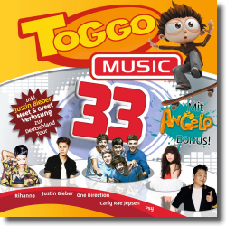 Cover: Toggo Music 33 - Various Artists