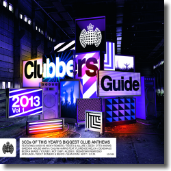 Cover: Ministry Of Sound – Clubbers Guide 2013 Vol.1 - Various Artists