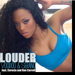 Cover: VooDoo & Serano feat. Ceresia & Ron Carroll - Louder