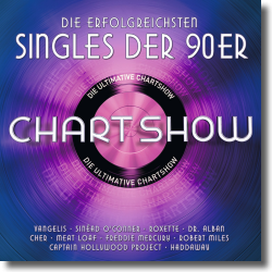 Cover: Die ultimative Chartshow - Singles der 90er - Various Artists