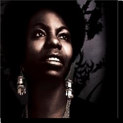 Cover: Nina Simone - To Be Free: The Nina Simone Story
