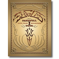 Cover: Eagles - Farewell I Tour/Live from Melbourne