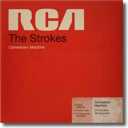 Cover: The Strokes - Comedown Machine