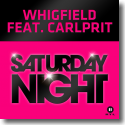 Cover:  Whigfield feat. Carlprit - Saturday Night