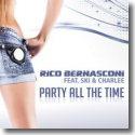 Cover:  Rico Bernasconi feat. Ski & Charlee - Party All The Time