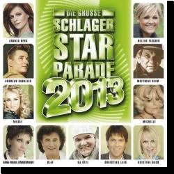 Cover: Die große Schlager Starparade 2013 - Various Artists
