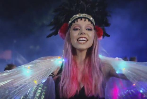 Musikvideo Lina Glitzer