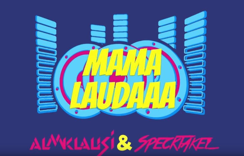Musikvideo Almklausi Specktakel Mama Laudaaa