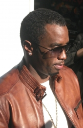P.Diddy: stolzer Vater