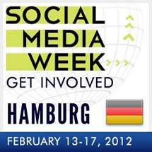 Welcome, Social Media Week:  Hamburg positioniert sich fuer 2012
