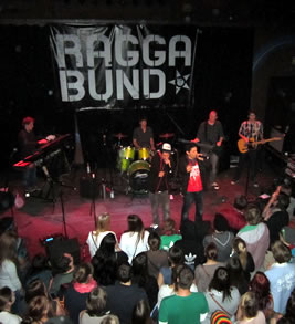Raggabund: Record Release Party mit fetten Beats