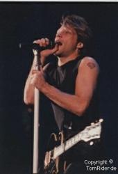 Jon Bon Jovi: Glueck im Unglueck