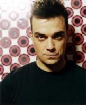 Robbie Williams hat ''Ruecken''
