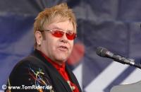 Elton John und die aufregende Platte