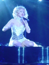 Christina Aguilera: wieder im Studio
