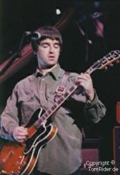 Noel Gallagher und das australische Fernsehen
