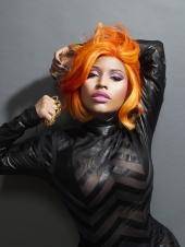 Nicki Minaj schreibt Rekorde