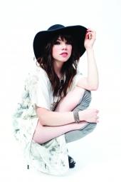 Carly Rae Jepsen: Nicht genervt von ''Call Me Maybe''