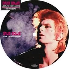 David Bowie : Neue 7�-Picture Disc kommt am 31.08.2012