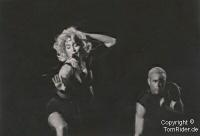 Madonna: in Paris ausgebuht