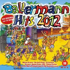 "Neue ""Ballermann Hits 2012"" CD entert die Charts!"