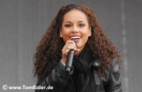 Alicia Keys steht in Flammen!