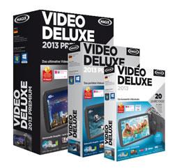 Schneller Videos schneiden mit neuem MAGIX Video deluxe 2013