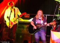 Melissa Etheridge kommt mit ''Falling Up''