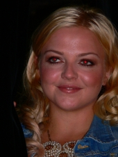Annett Louisan war als Kind ein Pop-Fan