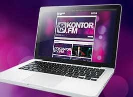 Kontor Records geht als erstes Deutsches Label mit eigener Spotify-App an den Start!